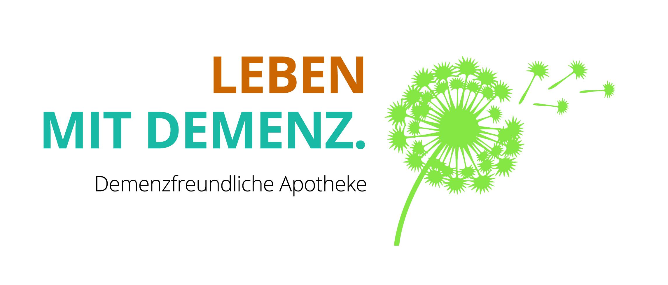 Demenzfreundliche Apotheke Logo final